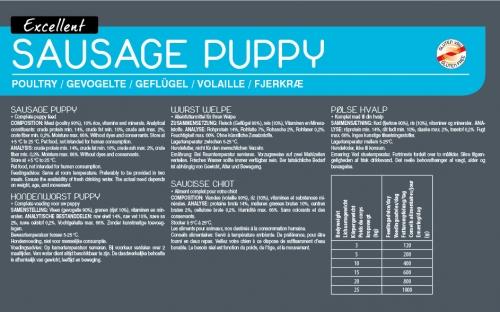 Hondenworst Puppy