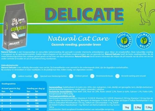 Natural Cat Delicate