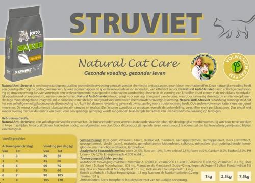 Natural Cat Anti-Struviet