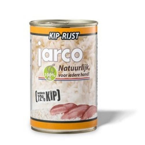 Blikvoeding Kip/rijst 400 gr verpakt a 6 st