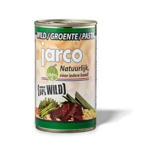 Blikvoeding Wild/Groente/Pasta 400 gr verpakt a 6 st