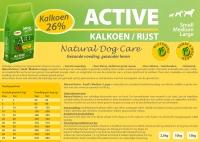 Natural Active Kalkoen / Rijst