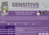 Natural Cat Sensitive