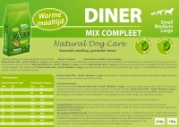 Natural Diner Mix Compleet