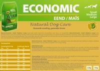 Natural Economic Eend / Mais