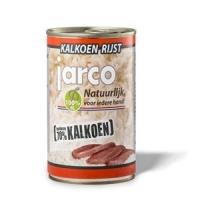 Blikvoeding Kalkoen/rijst 400 gr verpakt a 6 st