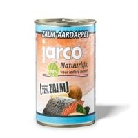 Blikvoeding Zalm/Aardappel 400 gr verpakt a 6 st