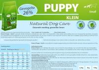 Natural Puppy Klein